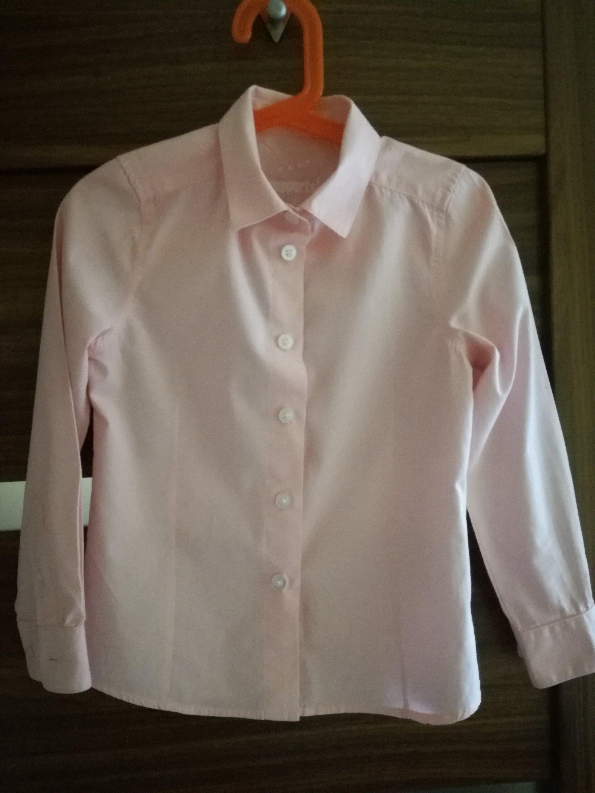 Zestaw ubrań dla dziewczynki 116