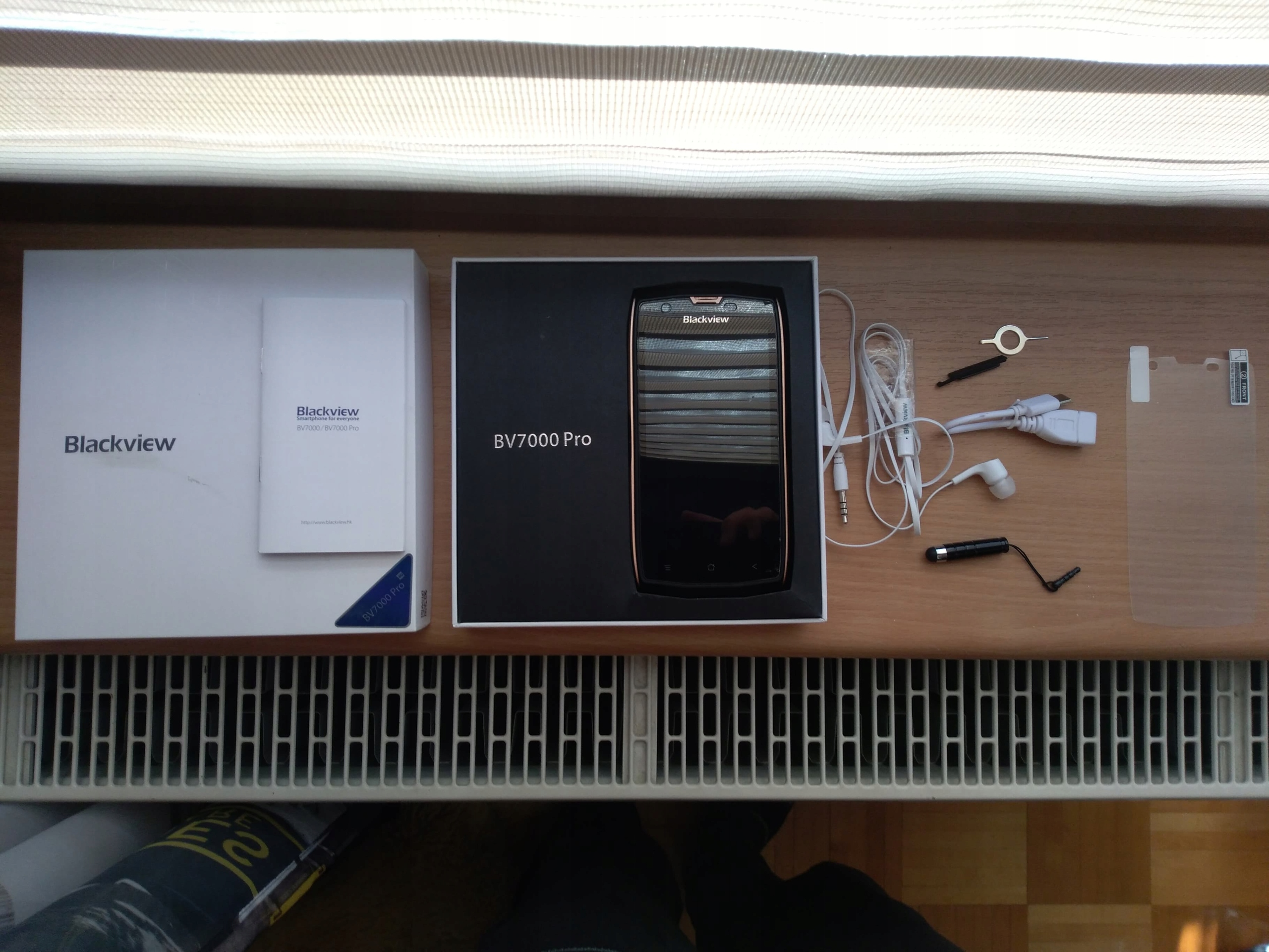 Blackview bv7000 pro 4/64 GB używany!