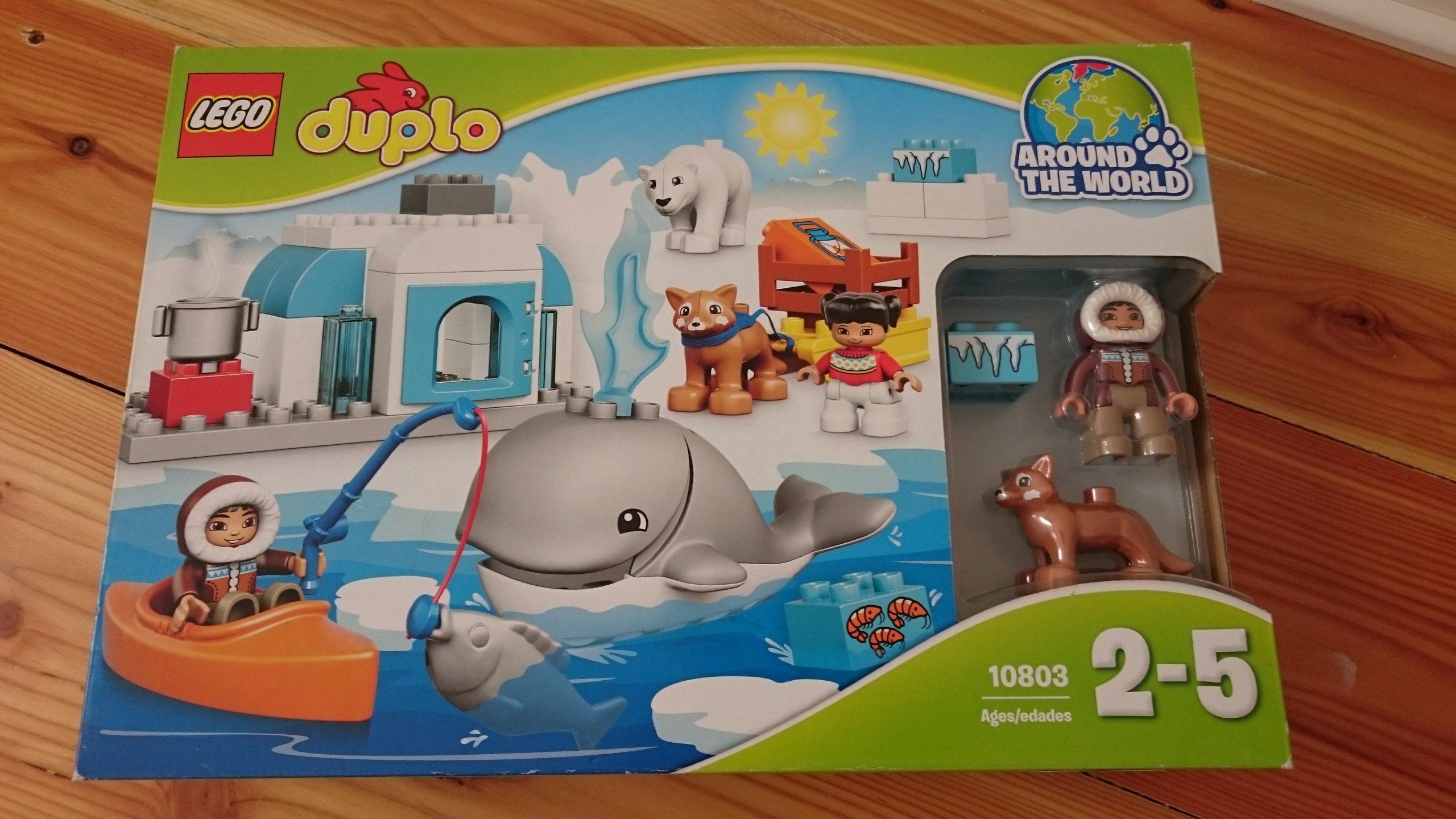 Lego Duplo Arktyka Nowe 7219340580 Oficjalne Archiwum Allegro