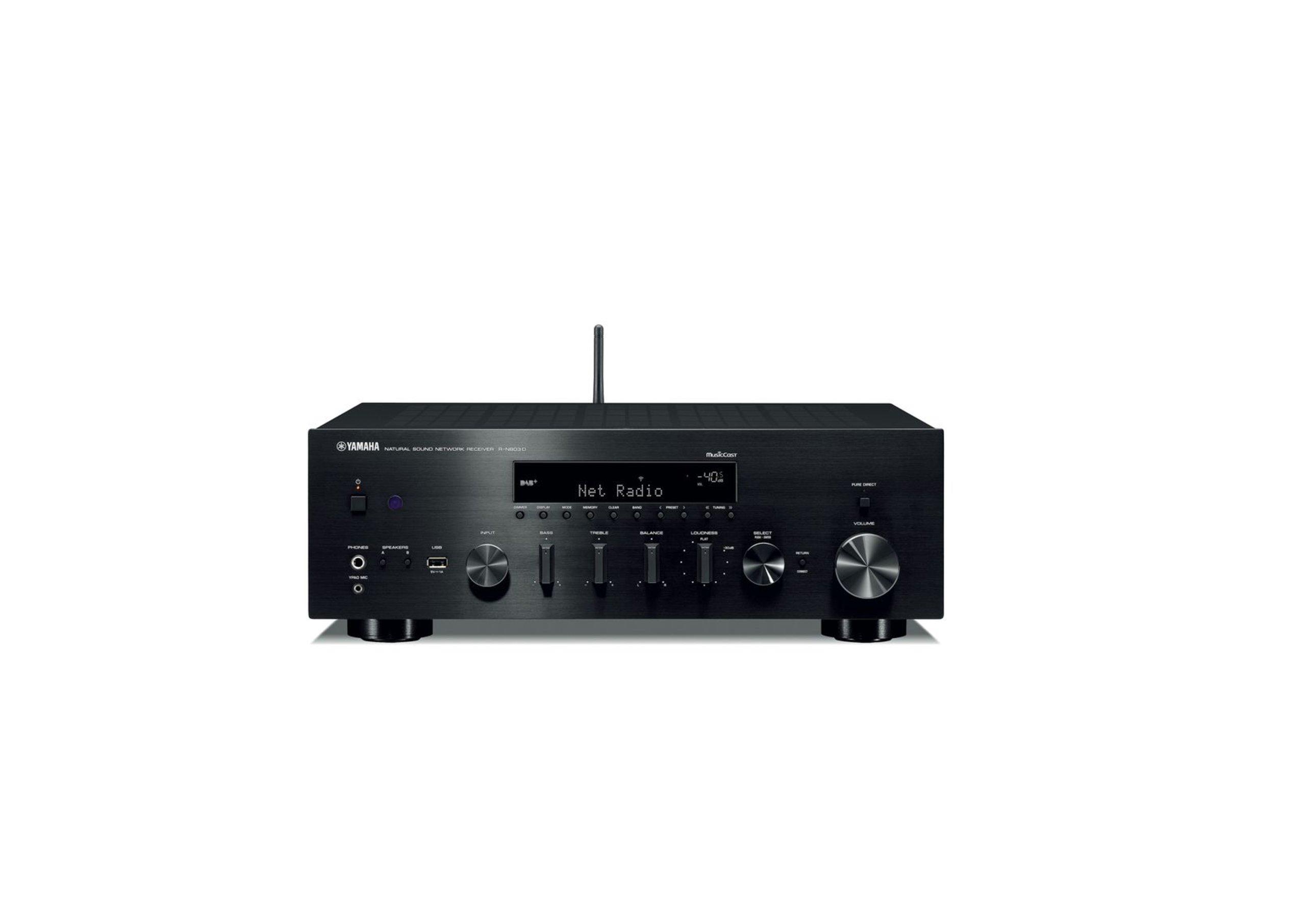 Yamaha R N803 D Czarny Srebrny Kielce 7684511050