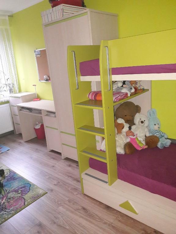 Meble Dla Dzieci Brw Super Stan łóżko Piętrowe 7042072200