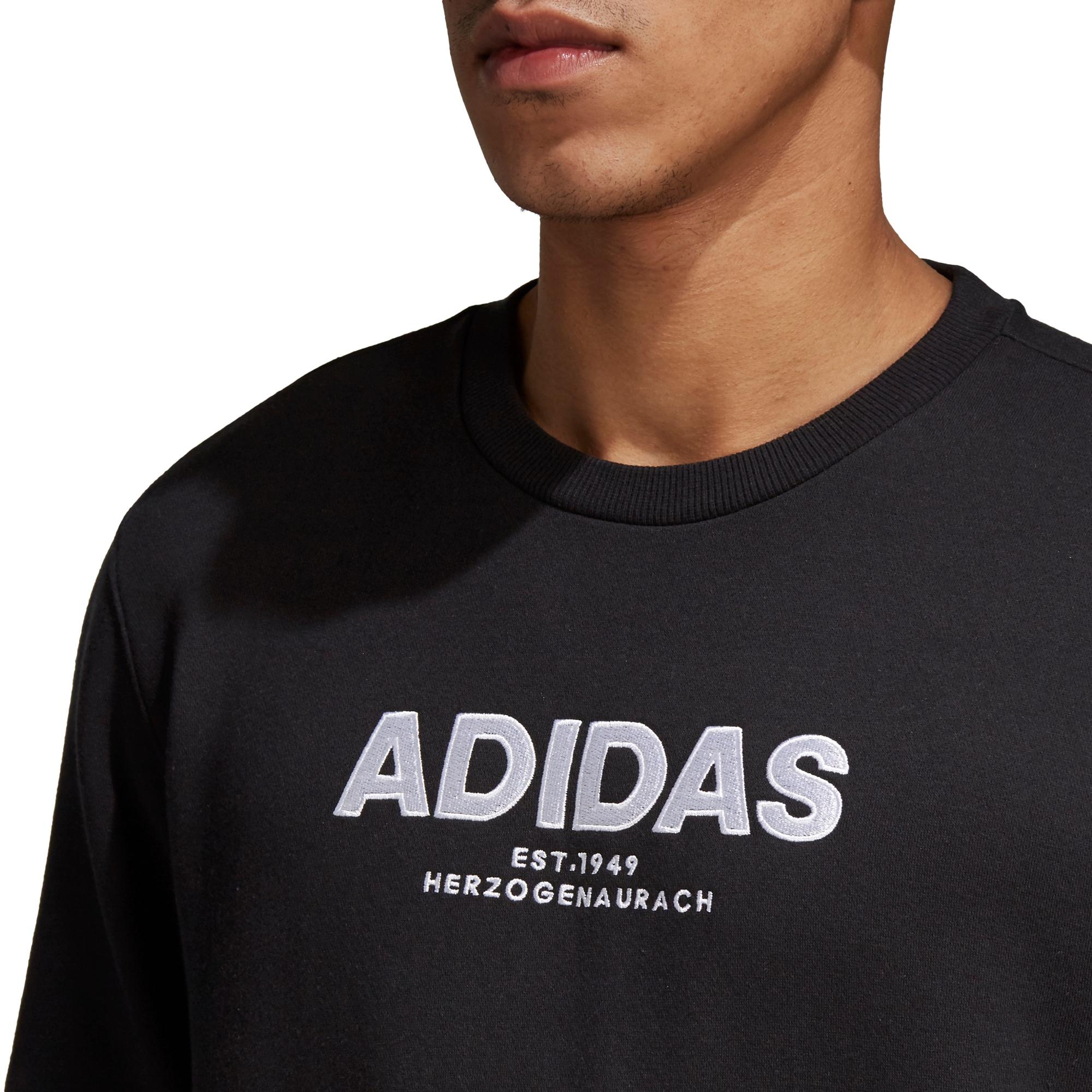 bluza adidas Ess Allcap Crew CZ9075 rM 7619409082