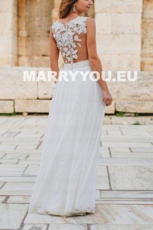 Suknia ślubna Milla Nova Selena Rozm34 Madonna 7525447305