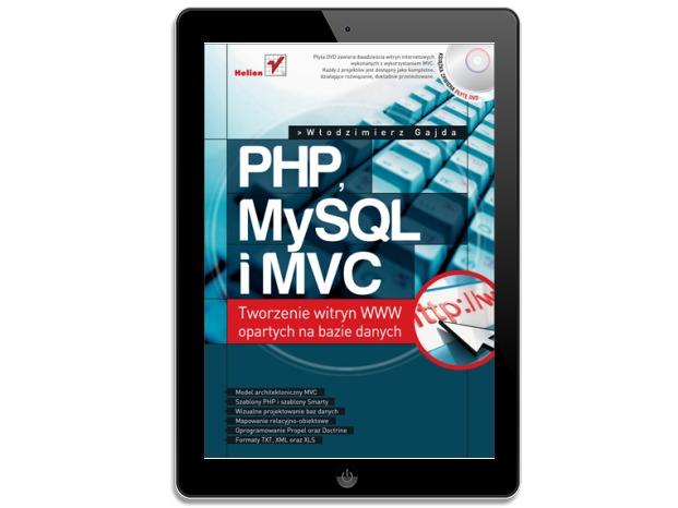 PHP, MySQL i MVC. Tworzenie witryn WWW