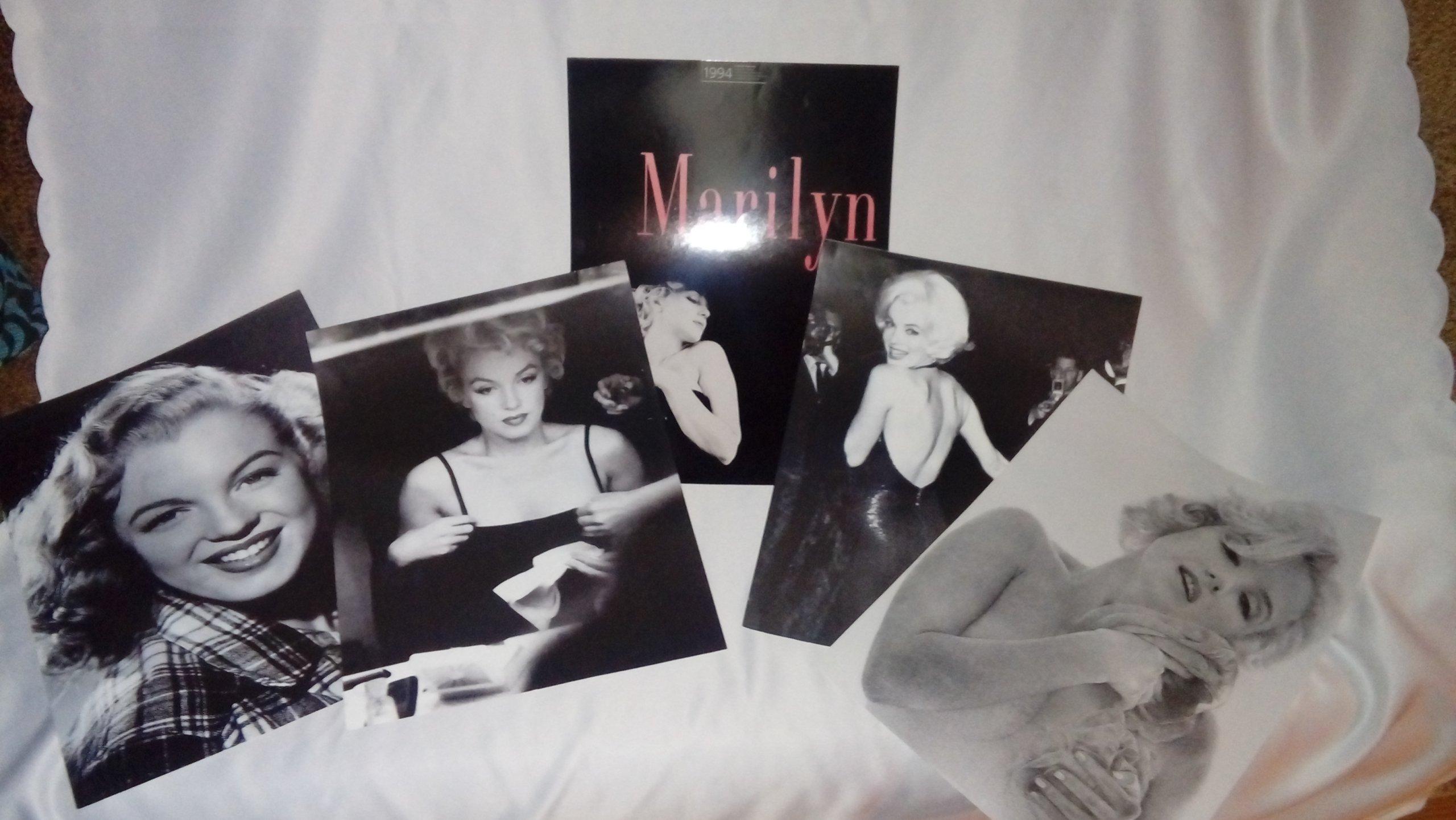 Stare Plakaty 16szt Marilyn Monroe