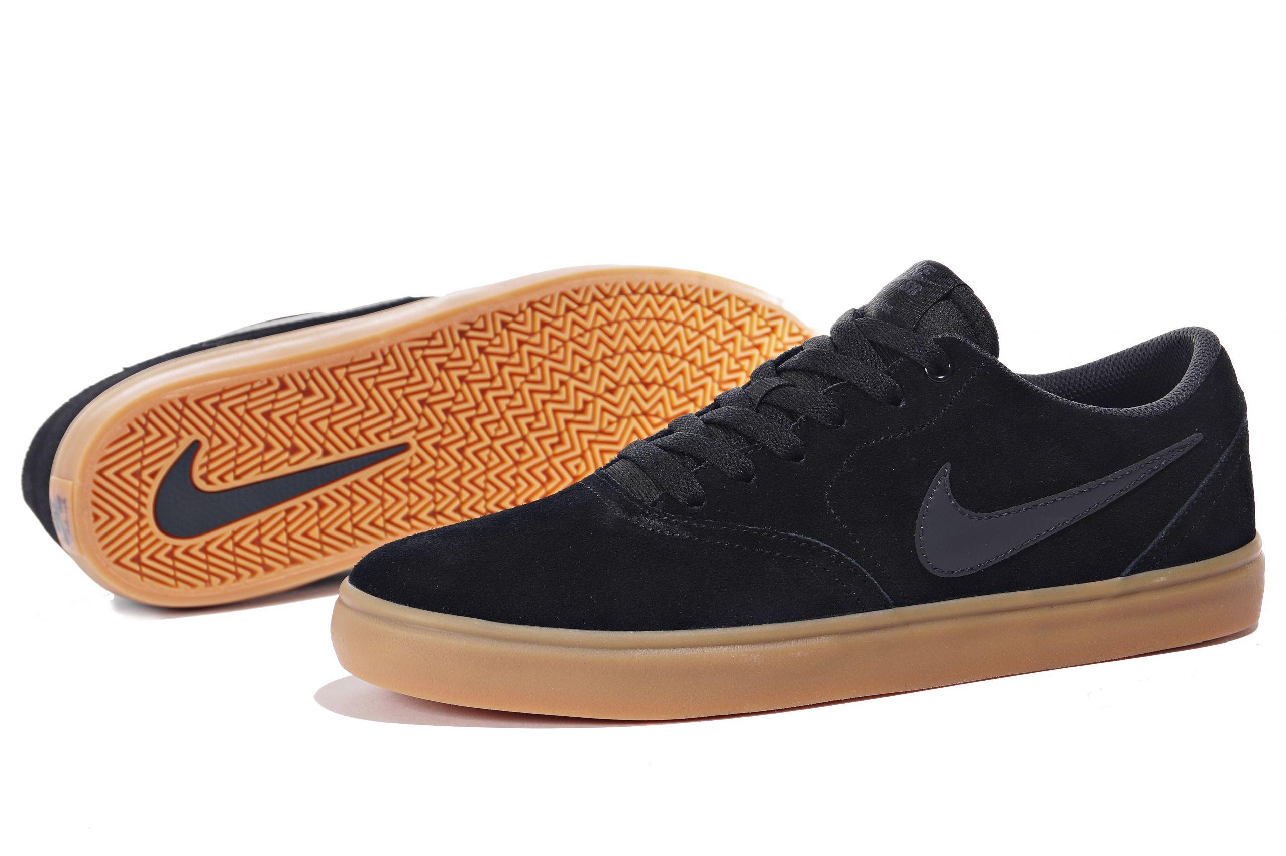 szczegółowy wygląd buty temperamentu nowy produkt BUTY NIKE SB CHECK SOLAR 843895-003 R. 40.5 - 7202960683 ...