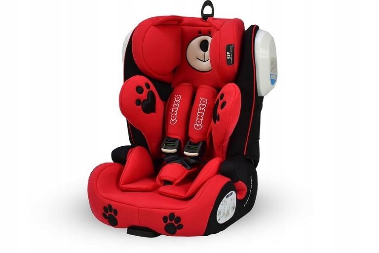 Coneco Bear IsoFix fotelik samochodowy 9-36 kg