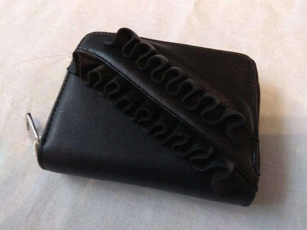 be281add529d8 HOUSE portfel z falbanką nowy - 7690513227 - oficjalne archiwum allegro