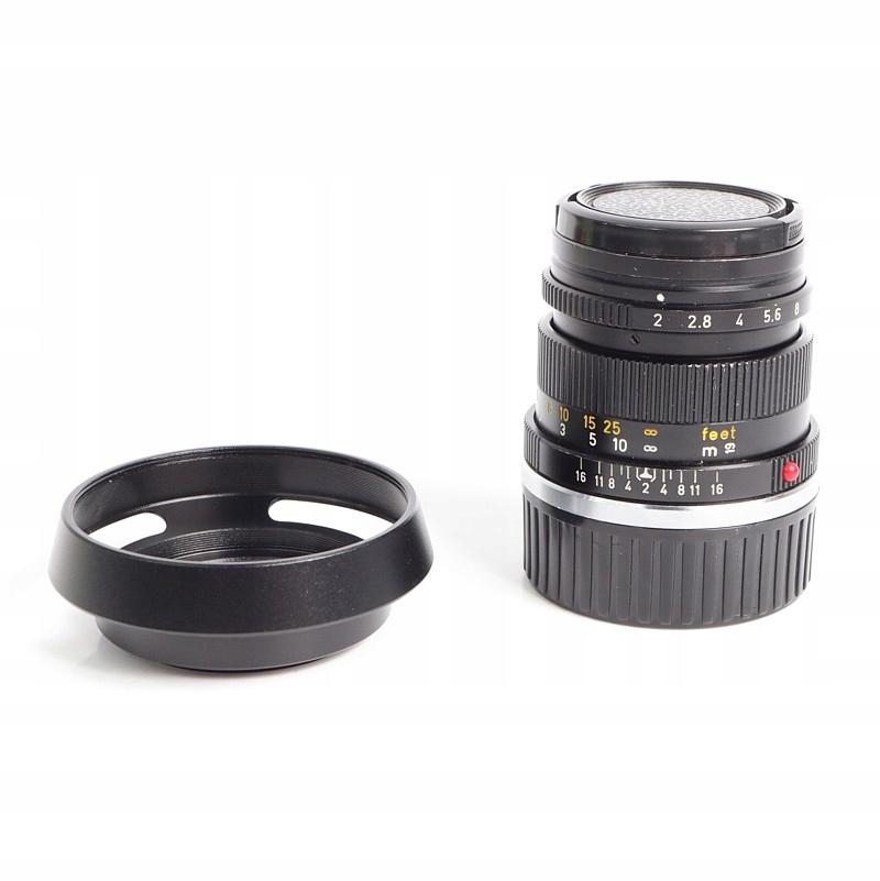 Leica Summicron-m 50mm f/2 typ 3 K-ów