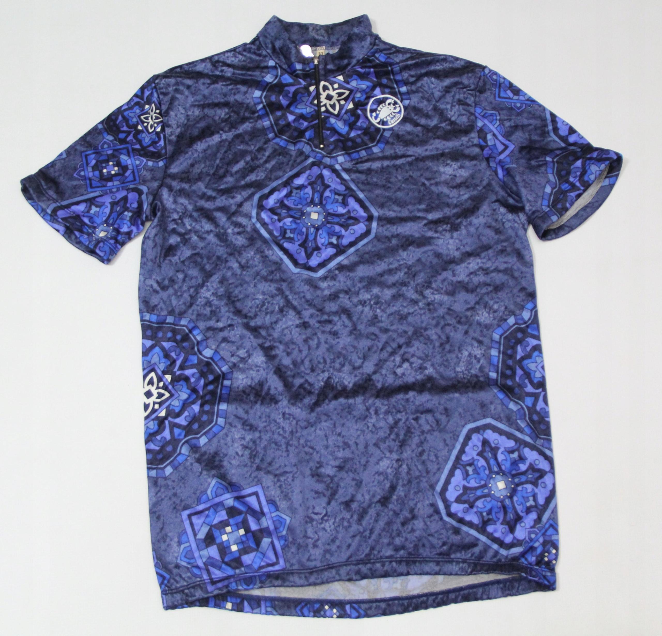 Męska Koszulka Rowerowa CASTELLI Unikatowa ITALY