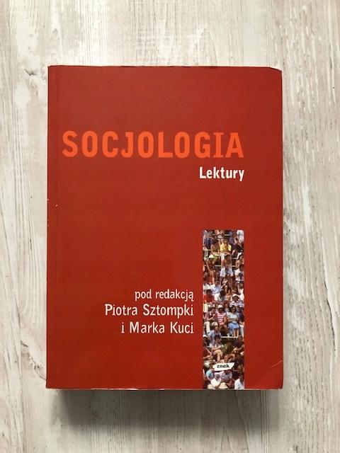socjologia lektury sztompka