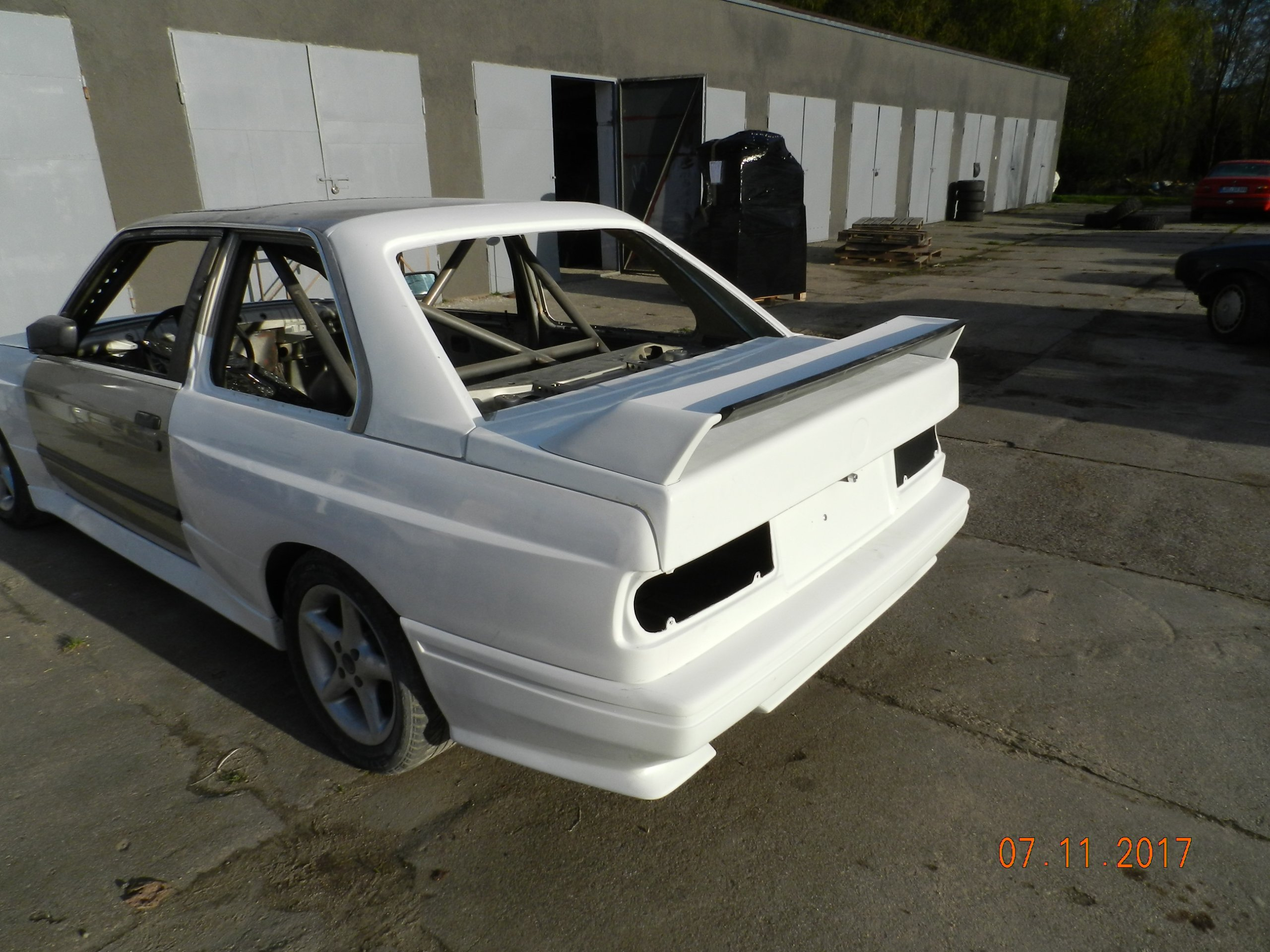 BMW E30 M3 BODY KIT MOTORSPORT BEDNARY IS CUP - 7543980202 ...