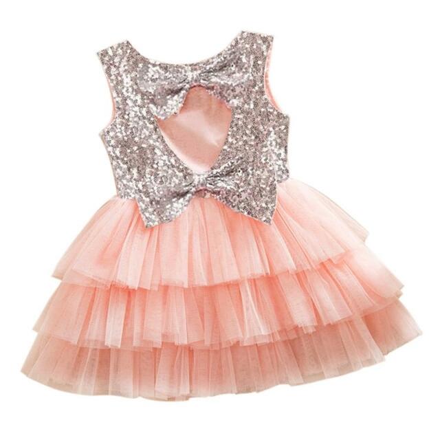 15da7c2741 Sukienka Tiulowa TuTu Wesele Urodziny 110-116 - 6967154773 ...