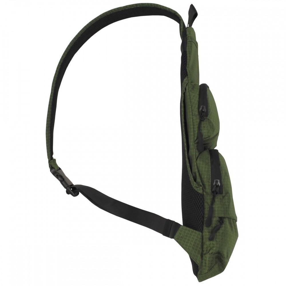 f340c5e65687f Plecak na jedno ramię MFH oliwkowy