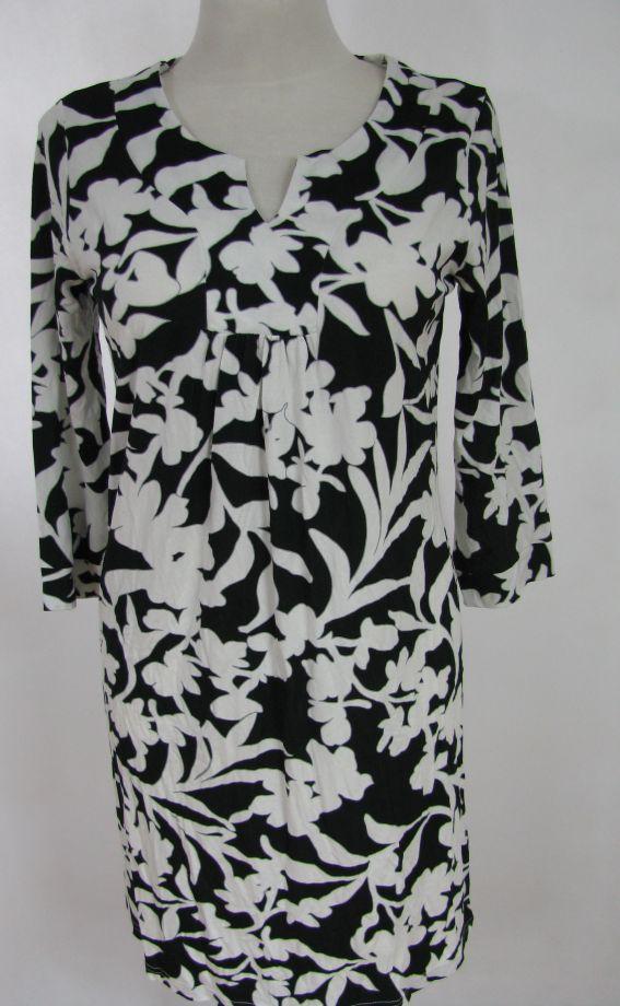 09a8e3f2f3 b.p.c. - elegancka biało-czarna sukienka 36 38 - 6905174996 ...