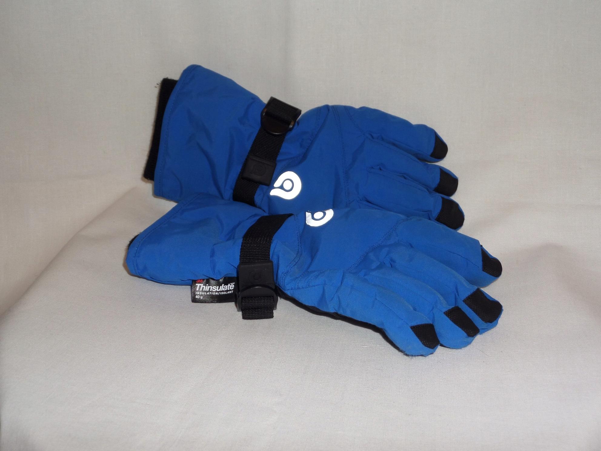 KAPPAHL dziecięce rękawiczki Thinsulate 10-12 lat