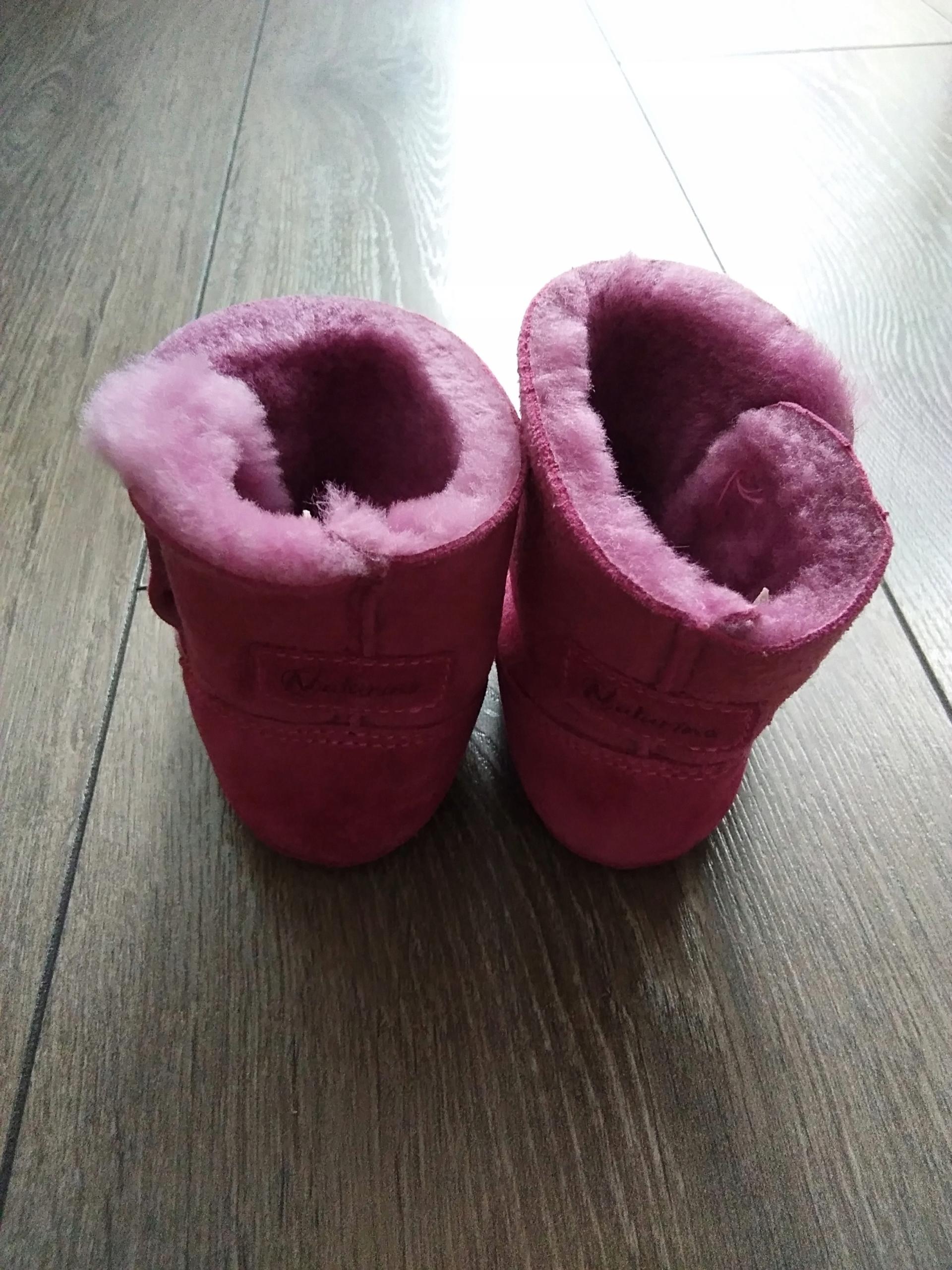 46c50aa6 Buciki zimowe niemowlęce rozmiar 18 - 7600629146 - oficjalne ...