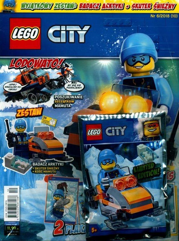 Lego City Magazyn Nr 618 Badacz Arktyki I Skute 7727950908
