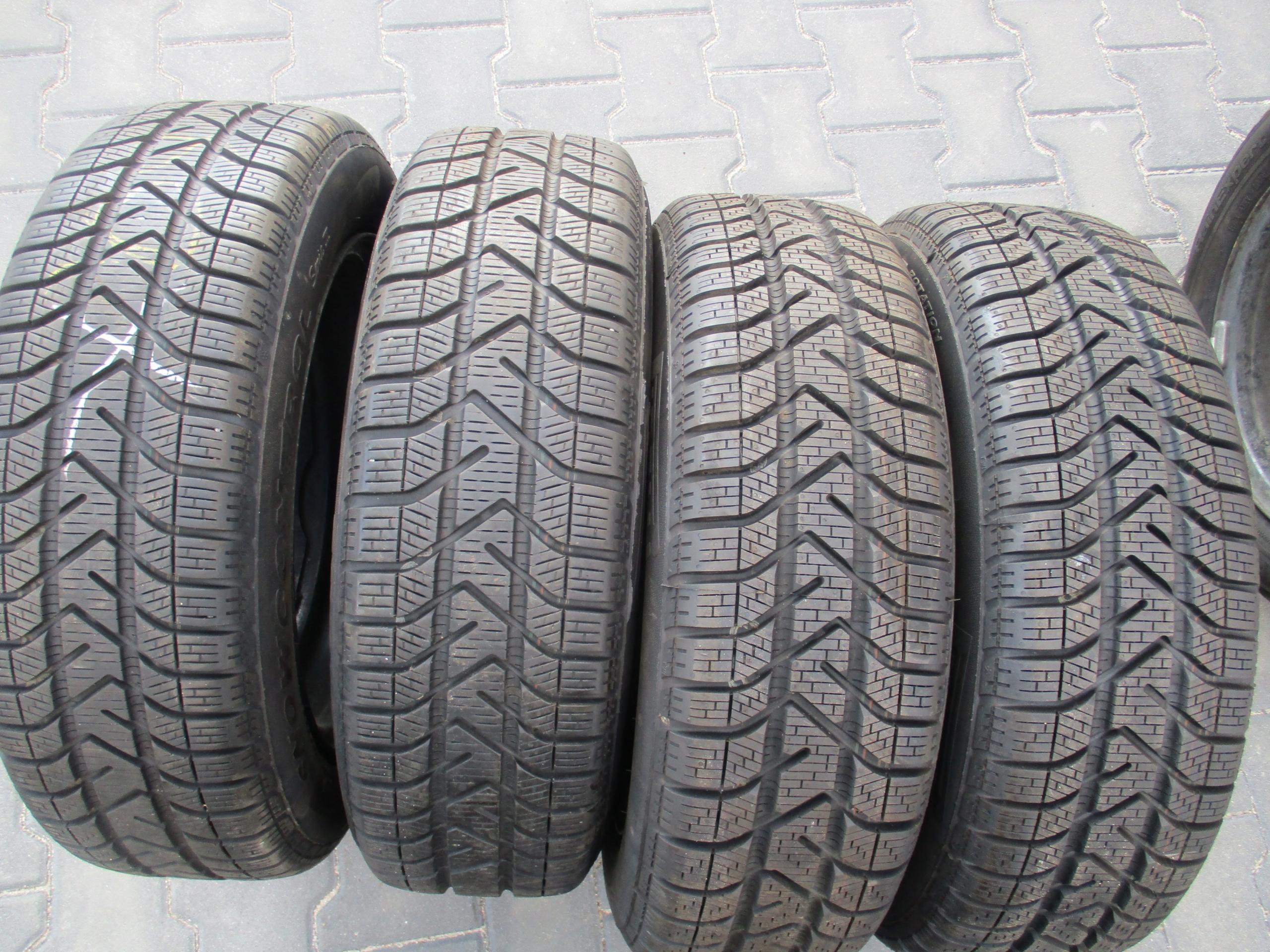 Opony Zimowe 2xnowe 2x7mm 1756515 Pirelli Cena 7454889989