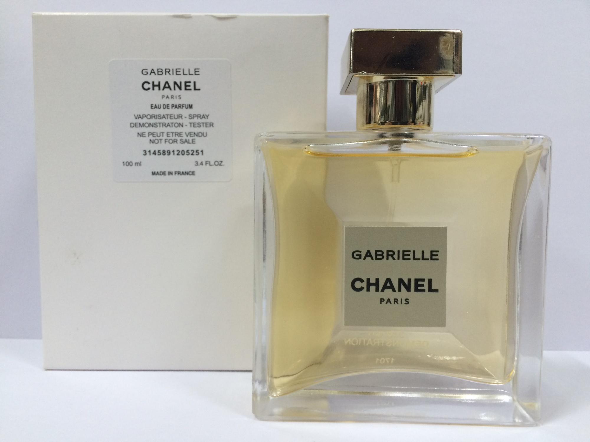 1e10f211efce1 CHANEL GABRIELLE TESTER + GRATIS ! - 7148560780 - oficjalne archiwum ...
