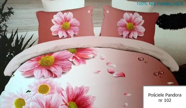 Pościel 3d 160x200 Kwiaty Róże Tulipany 7502837185 Oficjalne