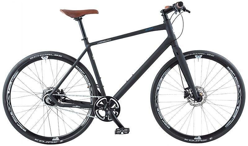 Rowery trekkingowe BBF Urban 3.0 Czarny 53 Matowa