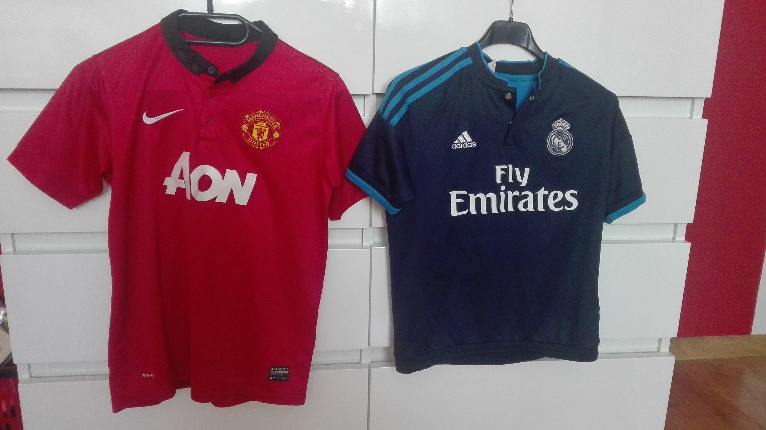 098158746 Oryginalne koszulki sportowe piłkarskie promocja - 7362983505 ...