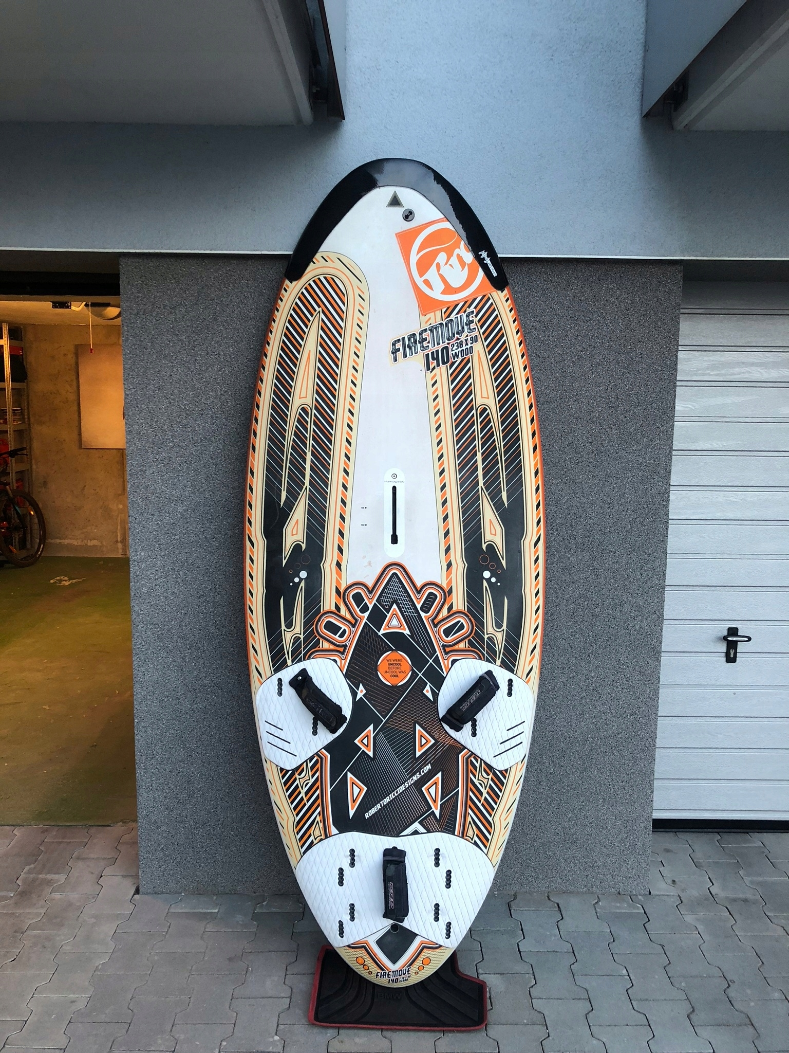 Deska windsurfing RRD Firemove 140l - 7554998436 - oficjalne