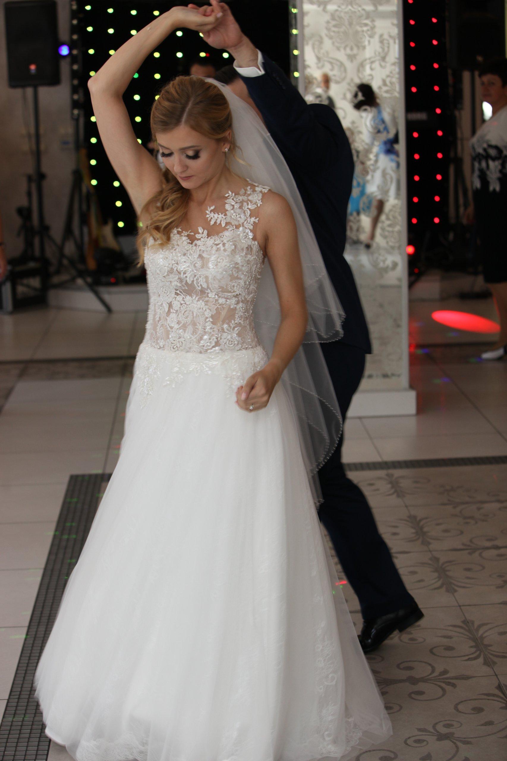 Suknia ślubna Ms Moda Shakira Welon Gratis 7109422649