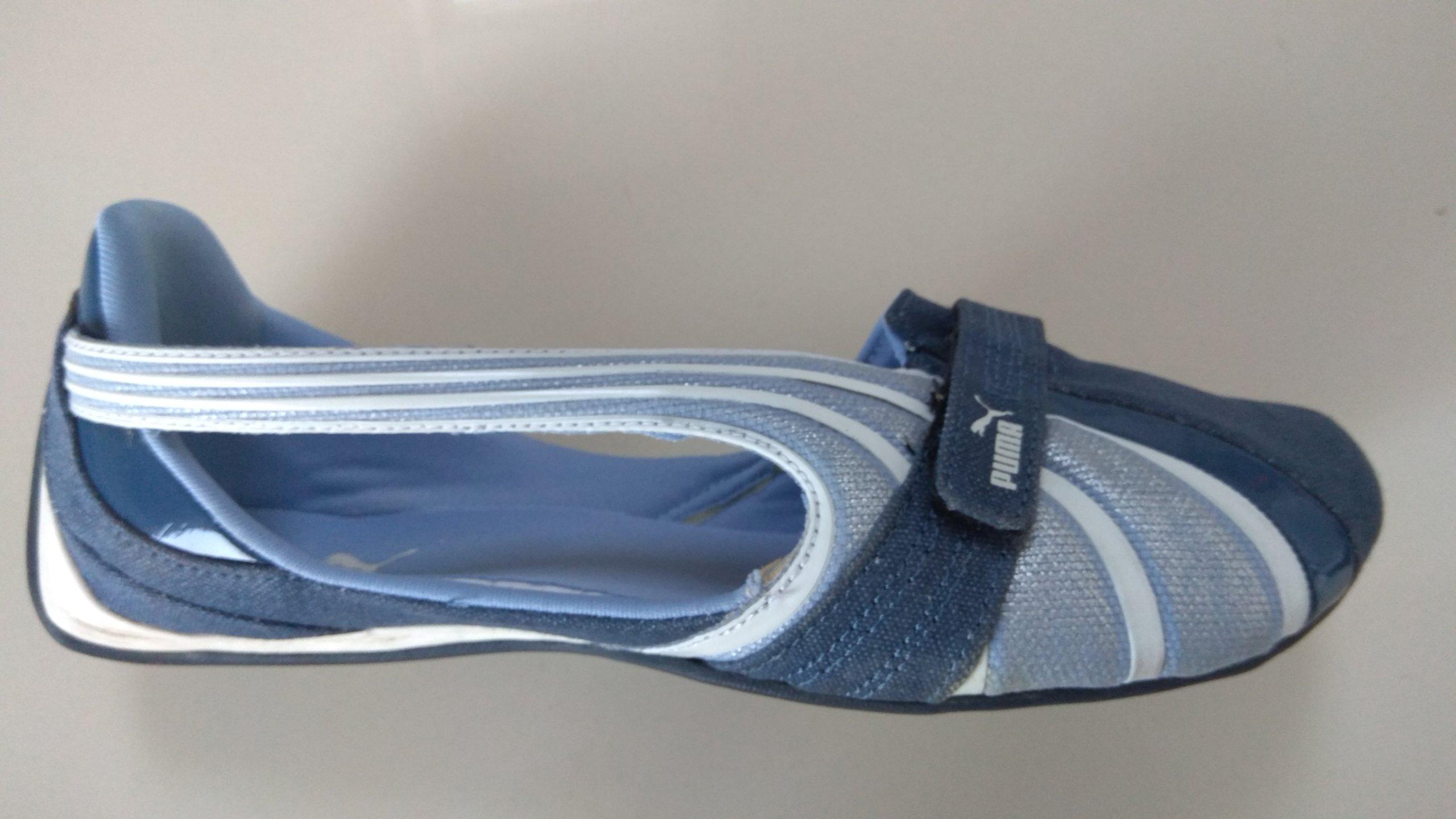meilleure sélection 8ffff 60d01 Balerinki Puma 39/25 cm jeans baleriny - 7249954145 ...