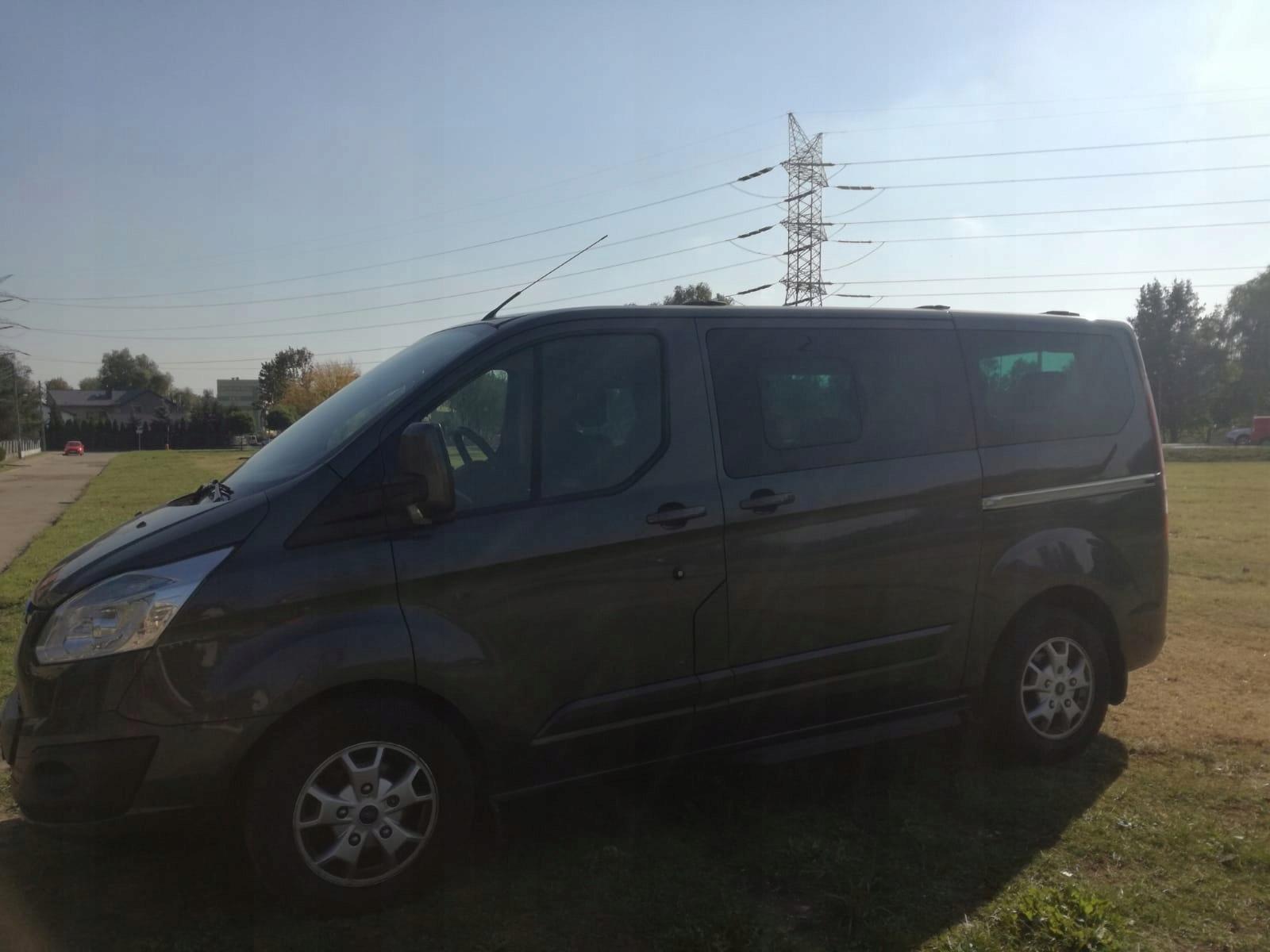 Ford Tourneo Custom 2.2