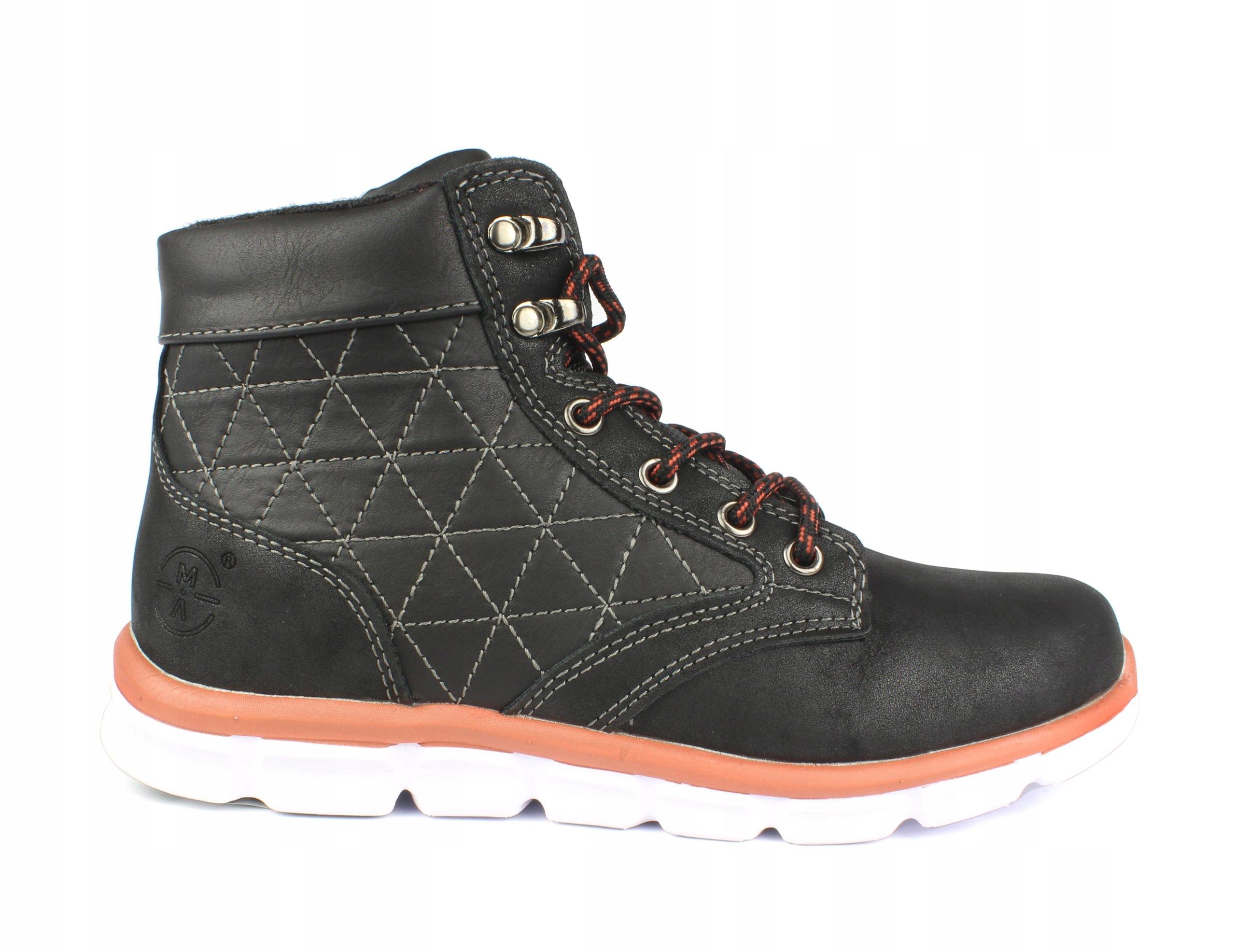 Salomon buty trekkingowe damskie skórzane sportowe na
