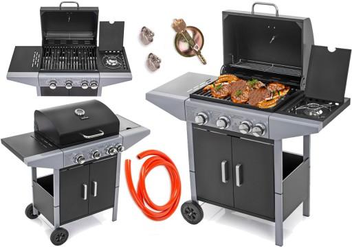 Landmann Gasgrill Outlet : Outlet grill gazowy landmann dallas powystawowy 7348553061