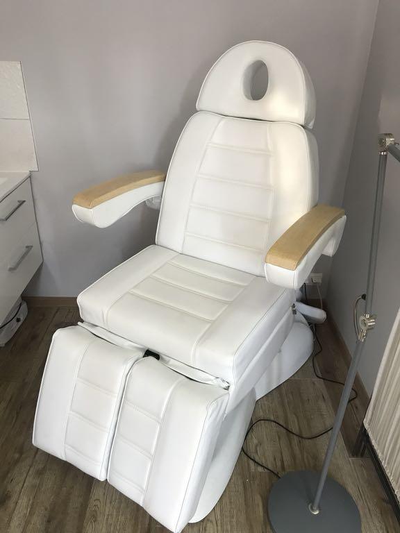 Fotel Kosmetyczny Elektryczny 7128175662 Oficjalne