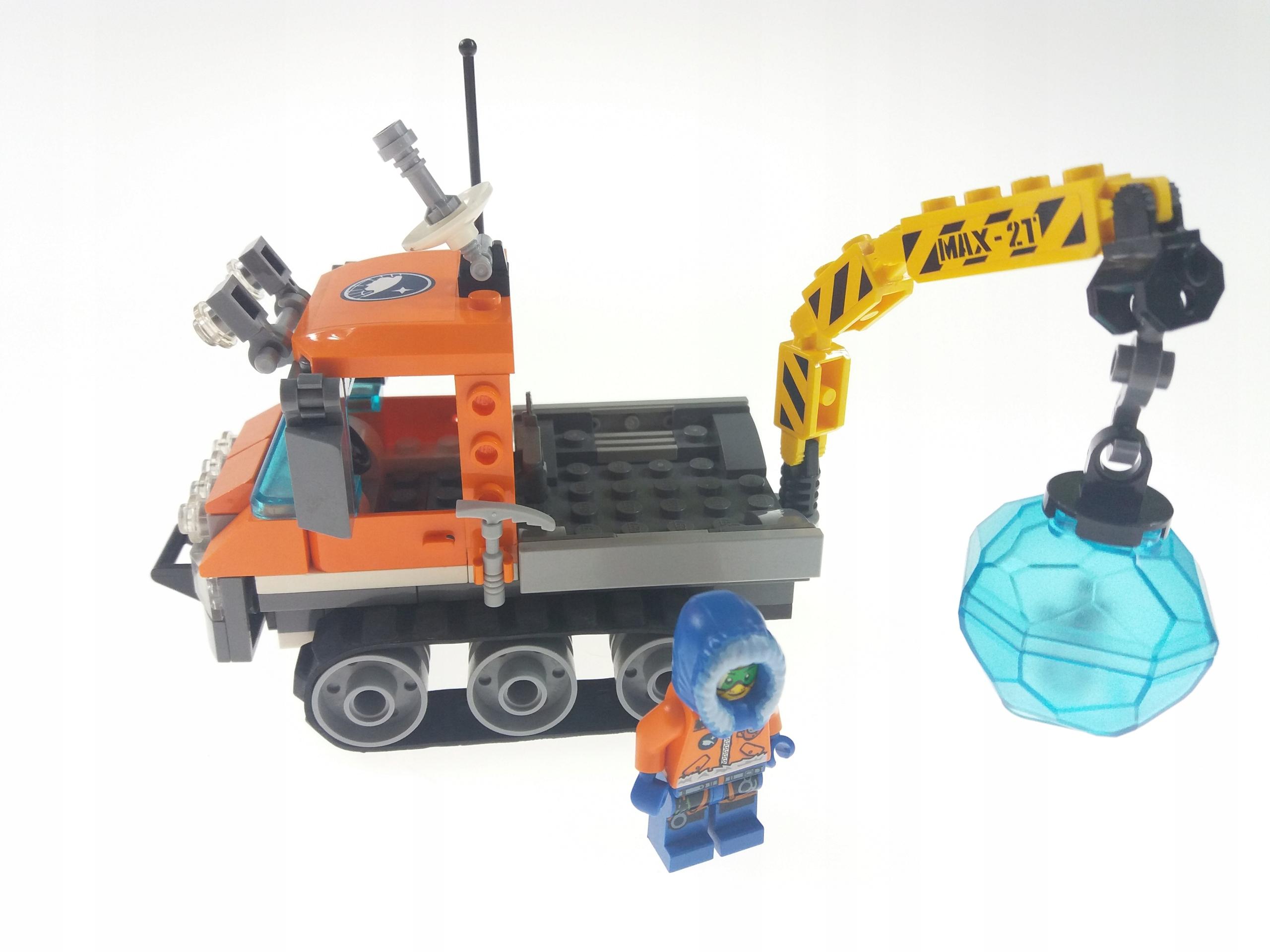 Lego City 60033 Arctic Ice Crawler Arktyka Biegun 7618134544