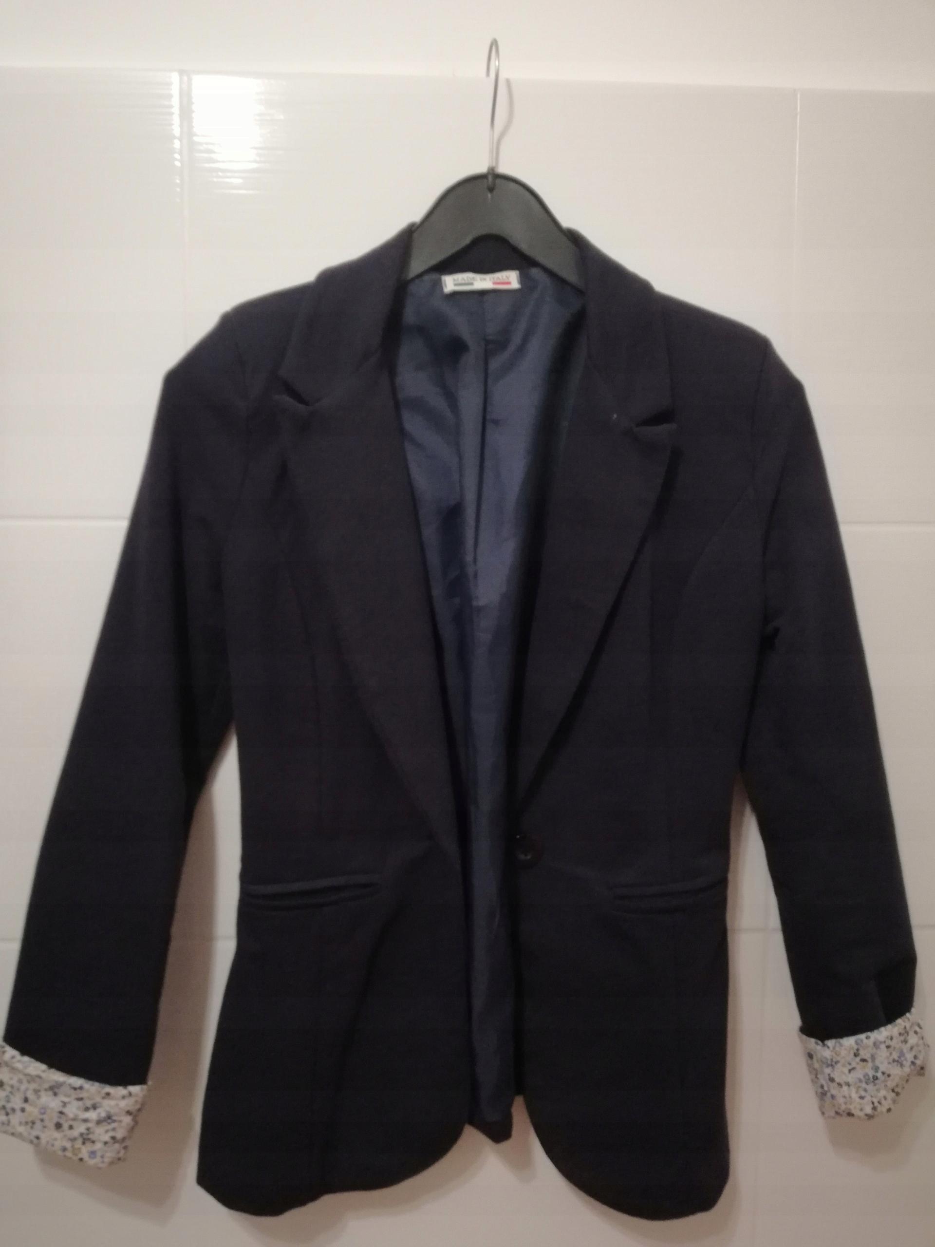 2ec175b5cd żakiet S XS marynarka kardigan narzutka sweter - 7558661819 ...
