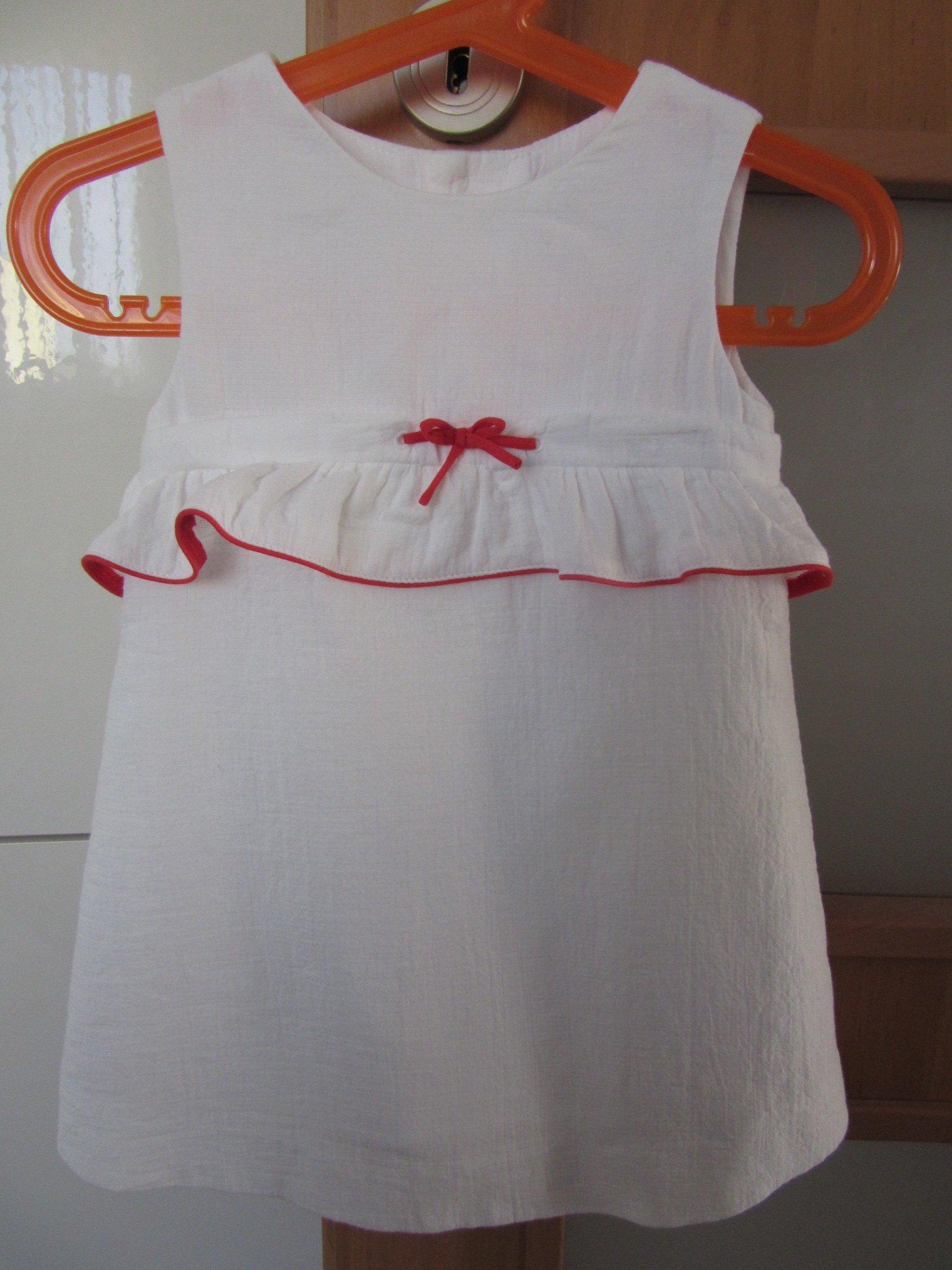 2bdeecb5c2 Sukienka Zara - 7249588458 - oficjalne archiwum allegro