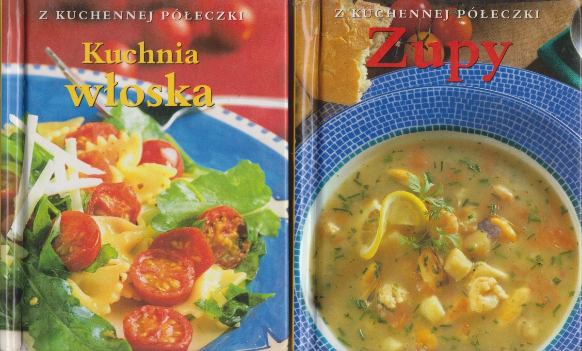 Z Kuchennej Poleczki Kuchnia Wloska Zupy Zestaw 7619402811