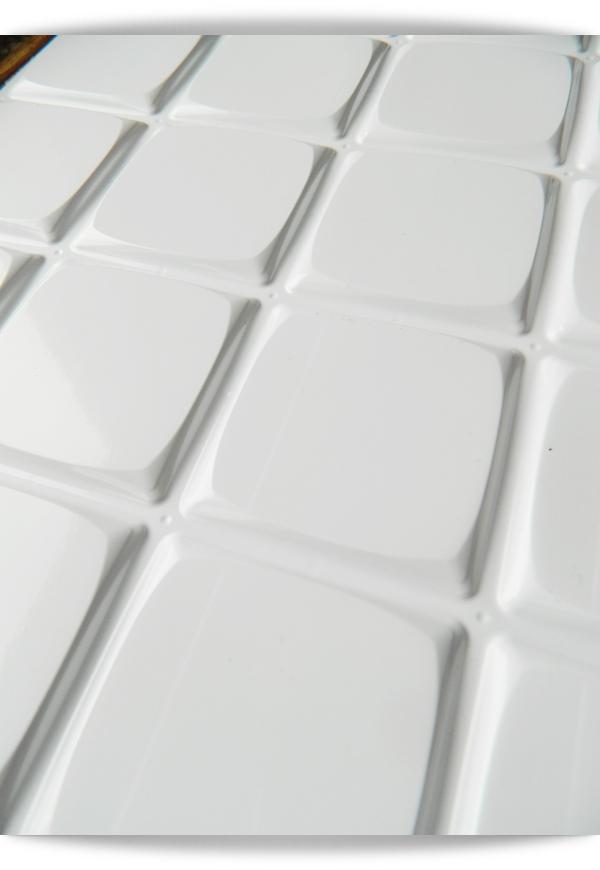 Mozaika Panele ścienne 3d Pcv Iceberg Kuchnia 7006449000