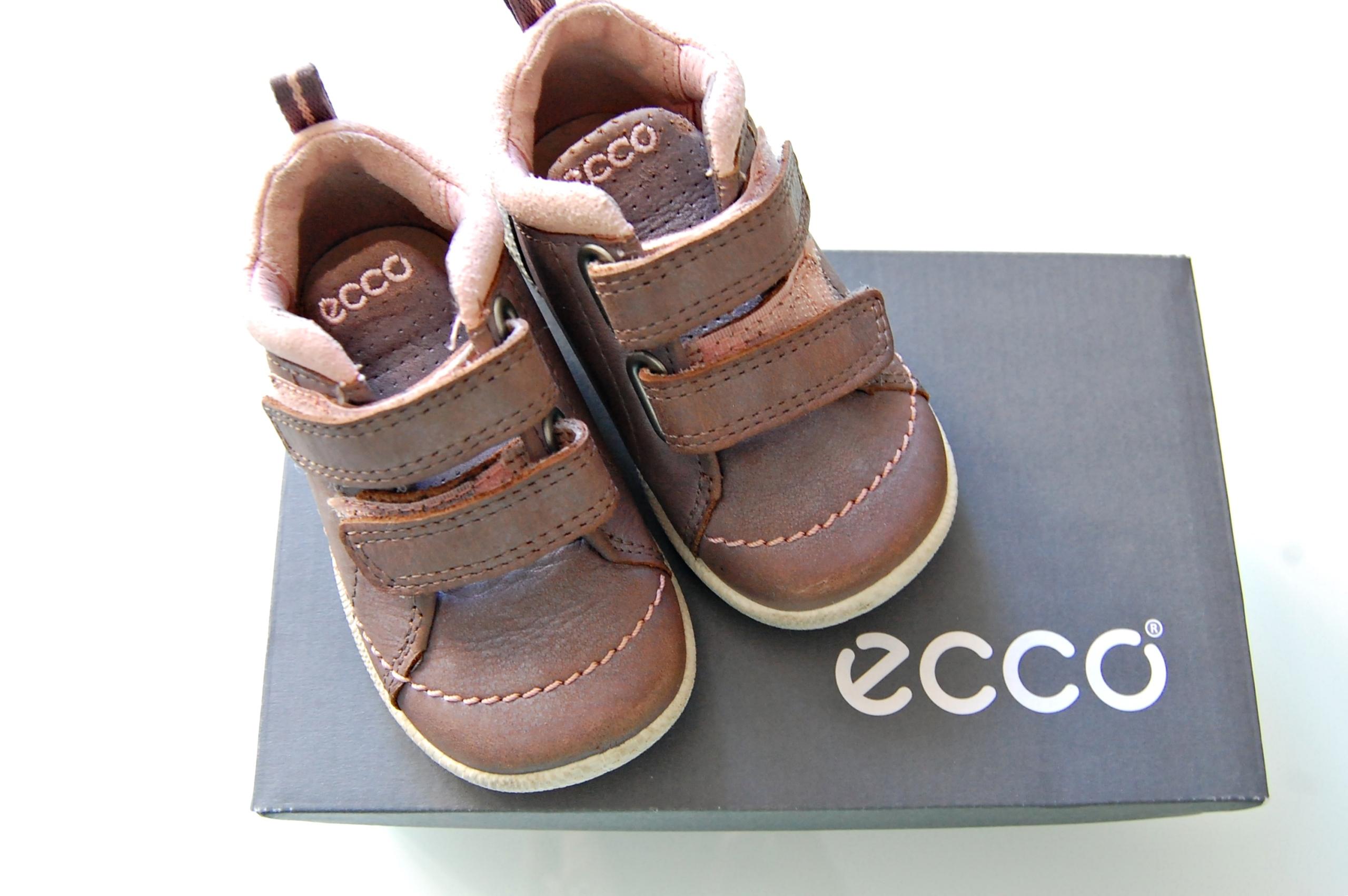 80624e44 Buty ECCO BIOM r. 19 do nauki chodzenia stan bdb - 7540231235 ...