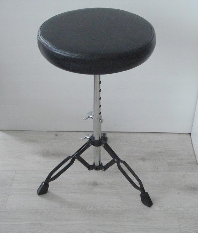 Stołek perkusyjny Stagg, krzesło perkusyjne - 34cm