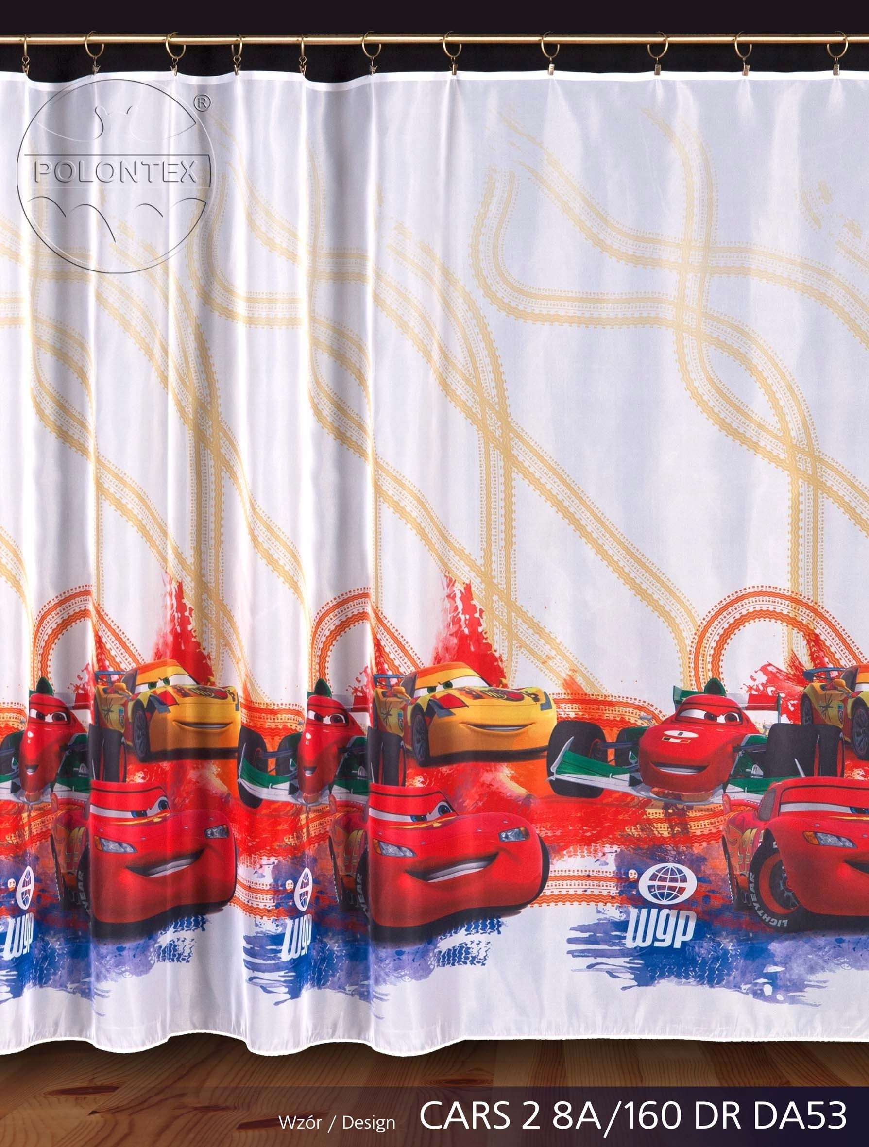 Firanki Firanka Disney Dla Dzieci Auta Cars 7063795178