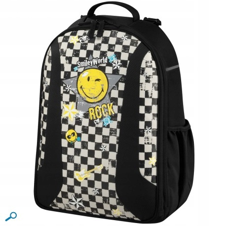 7a73c8fed6980 Plecak szkolny Herlitz Be Bag Airgo Smiley World - 7239431907 ...