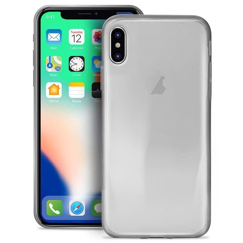 PURO 0.3 Nude - Etui iPhone X (przezroczysty) - 7140847166 ... 69889ed19a31e