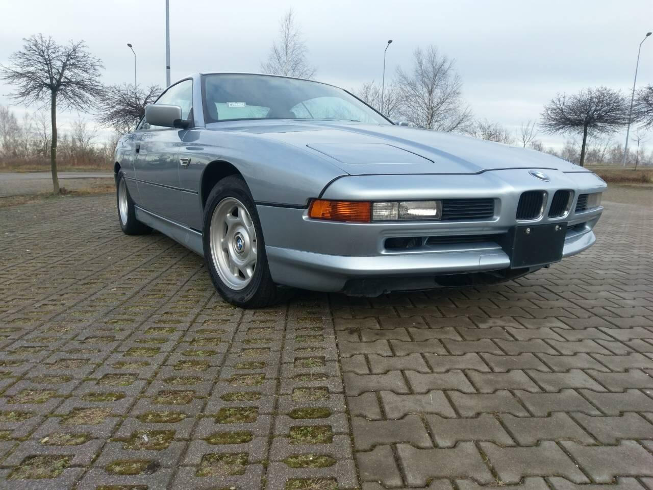 BMW 8  E31 850i 87000 Przebieg,  w polsce !