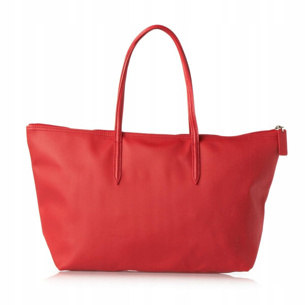 f5a227deabab4 LACOSTE torba Shopper Oryginalna z Zalando - 7581668187 - oficjalne ...