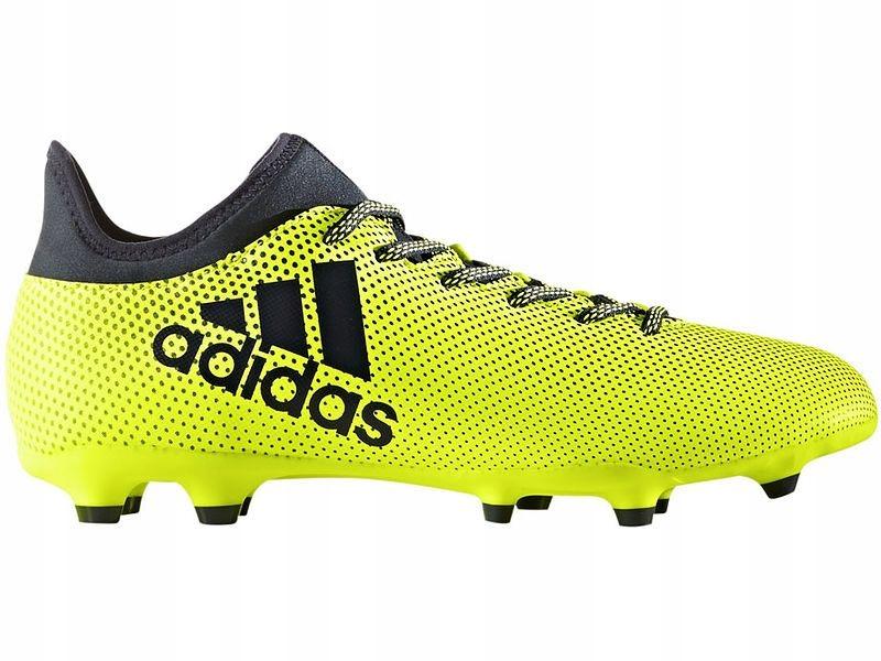 Buty piłkarskie korki X 17.3 Primemesh FG Junior Adidas