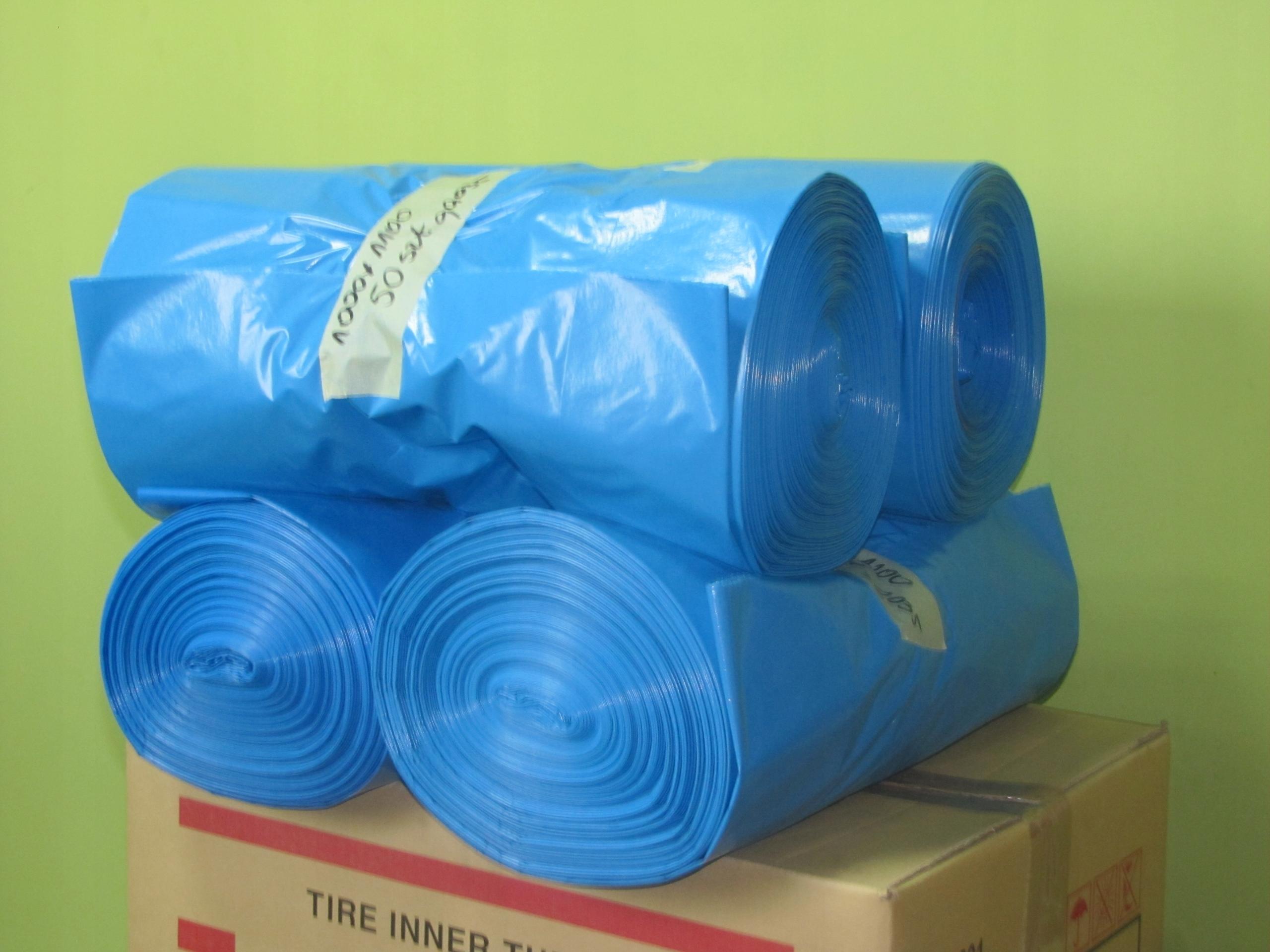 Worki na opony niebieskie 100x110 Dostawa Gratis