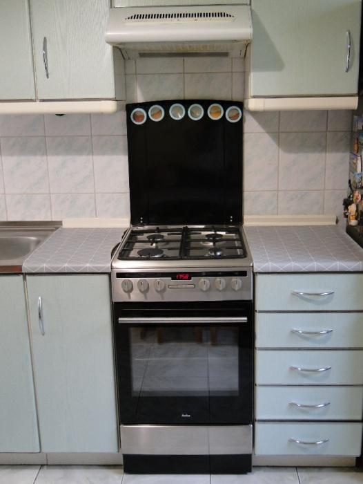 Kuchnia Gazowo Elektryczna Amica 57ge3 33ehzpta 50 7425069256