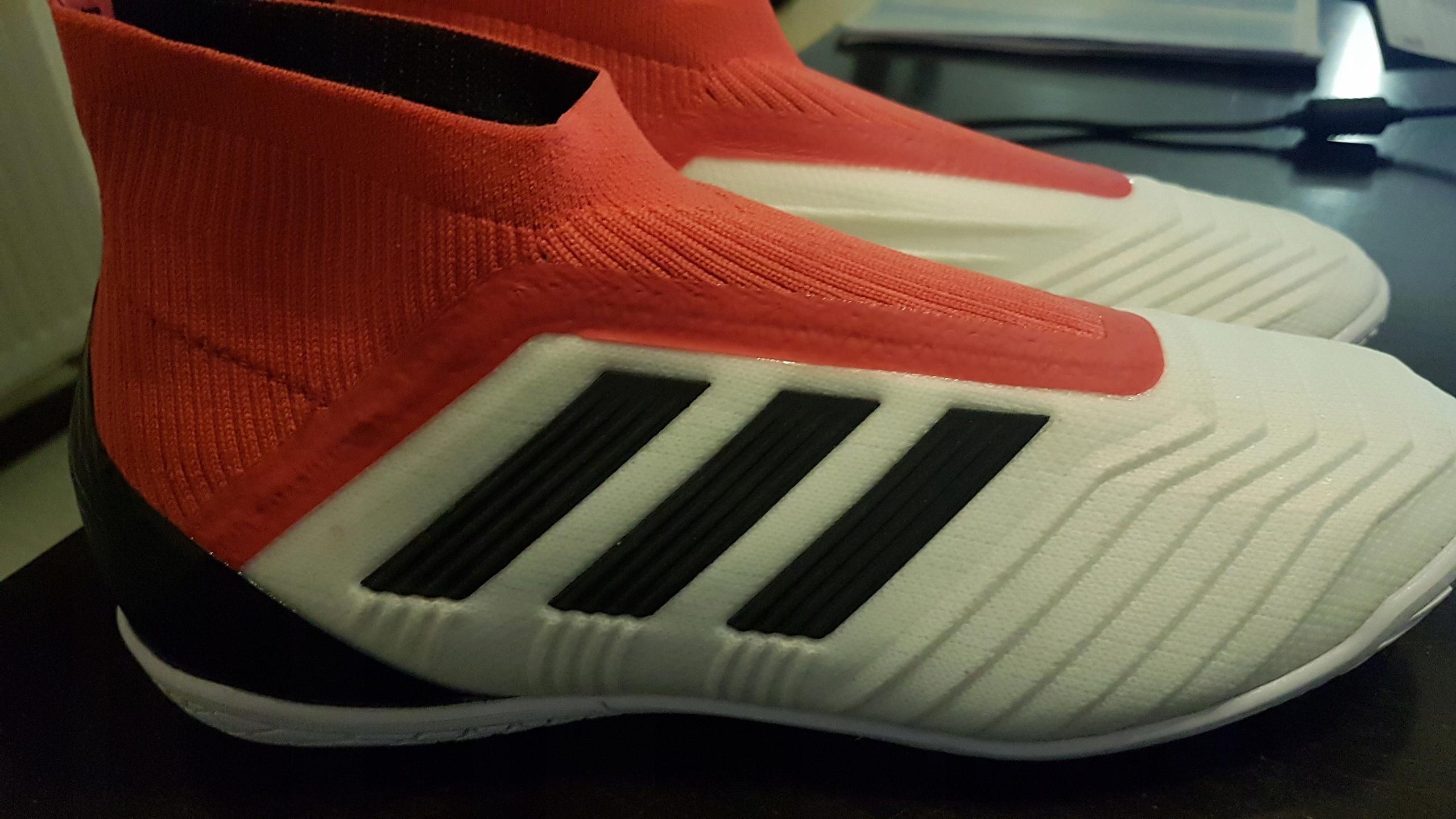 odebrane konkurencyjna cena za kilka dni Halówki adidas Predator Tango 18+ IN bez sznurówek